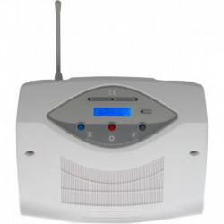 DUEVI - CE60-8GSM - CENTRALE SUPERVISIONATA MISTA RADIO/FILO CON GMS INTEGRATO