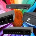 Videoregistratori tribridi AHD-ANALOG-IP (1080P) HR