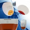Sirene autoalimentate da esterno con lampeggiatore
